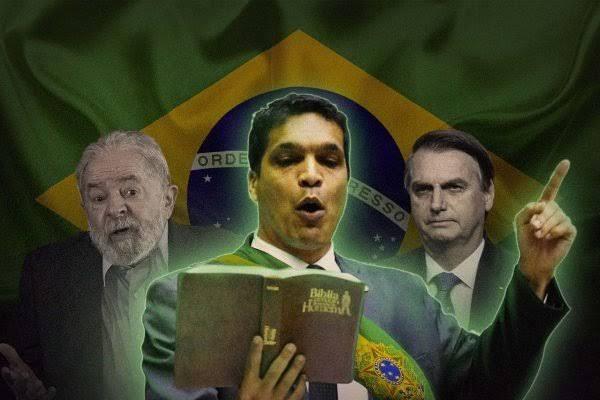 "Cabo Daciolo se diz candidato e esnoba Lula e Bolsonaro: ""Dois fracos"""