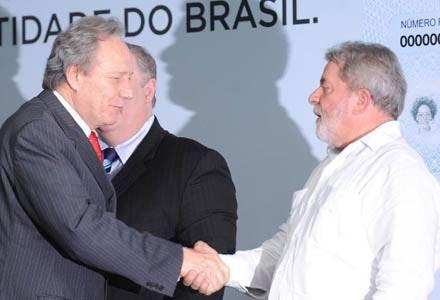 Lewandowski anula provas da Odebrecht contra Lula