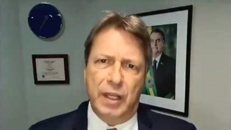 Bibo Nunes propõe PL para que não seja necessária autorização prévia para investigar ministros do STF