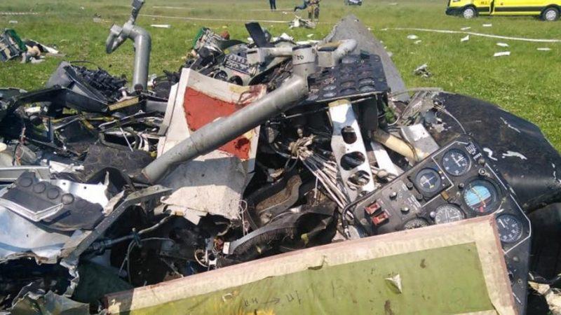 Queda de avião deixa quatro mortos na Sibéria