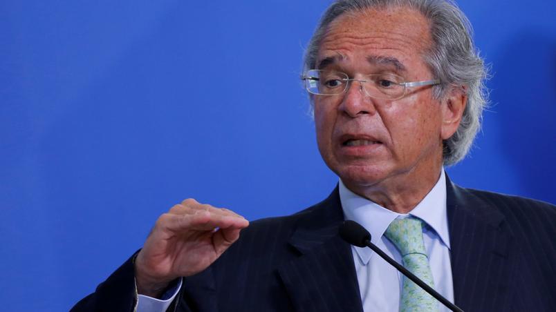 """Guedes confirma """"mudança organizacional"""" no Ministério da Economia"""