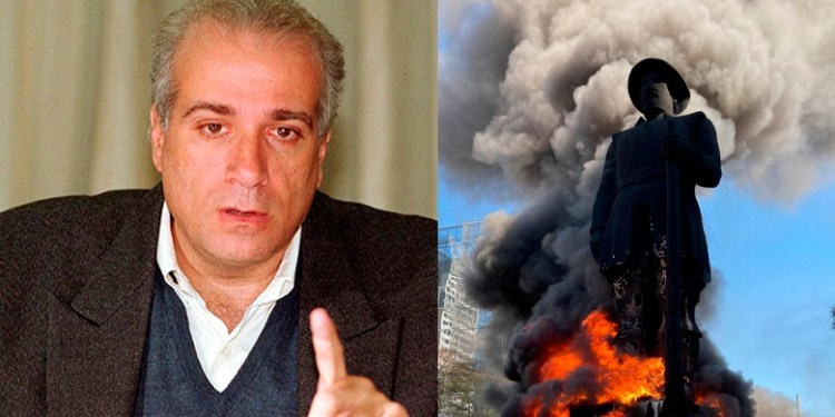 Coincidência: Advogado de autor do incêndio da estátua de Borba Gato defendeu acusado de matar Celso Daniel