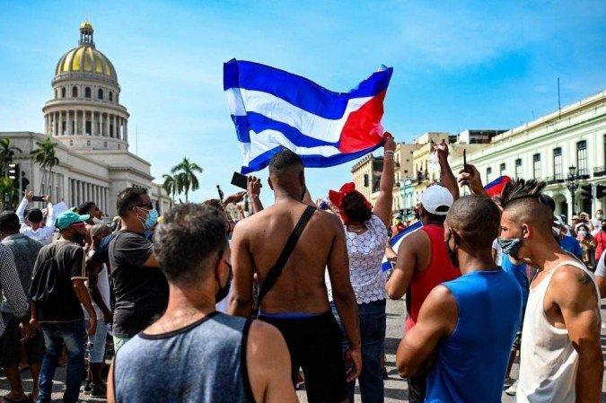 Culpar os EUA pelo que acontece em Cuba é a deturpação de uma realidade escancarada