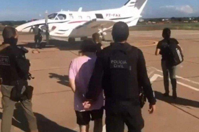 Polícia prende homem acusado de abusar  70 crianças