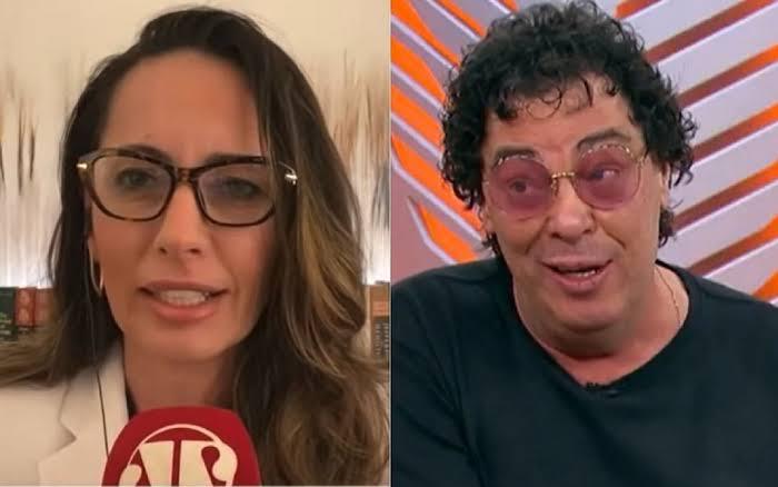 PANCADA: Leia na íntegra a resposta de Ana Paula Henkel à Globo e a Casagrande após vitória judicial