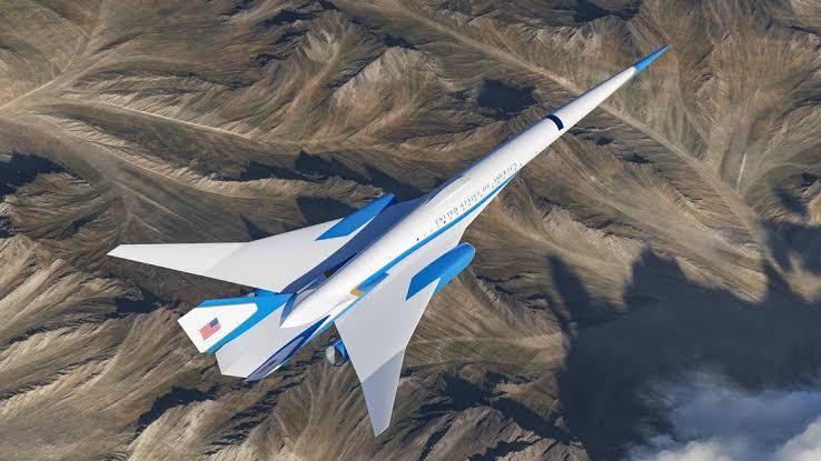Novo avião presidencial dos EUA poderá viajar a 5 vezes velocidade do som