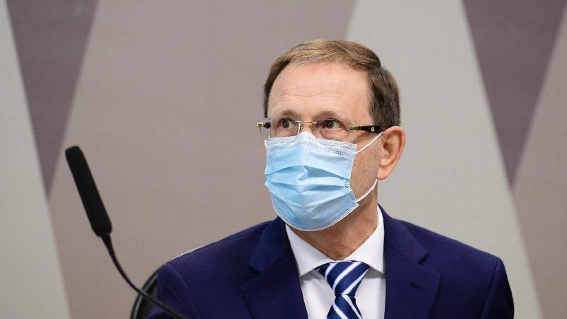 CPI da Covid: Barroso determina devolução do passaporte de Wizard