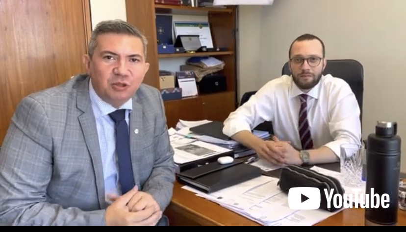 EXCLUSIVO: Deputado Filipe Barros fala com o Terra Brasil Notícias e esclarece tudo sobre o voto impresso auditável; VEJA VÍDEO