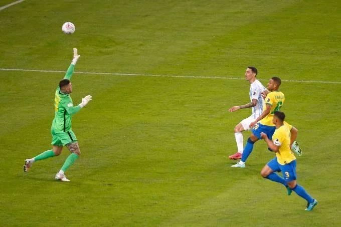 Argentina vence Brasil no Maracanã e conquista a Copa América