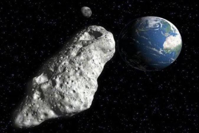 Asteroide gigante passará 'próximo' à Terra, indica Nasa
