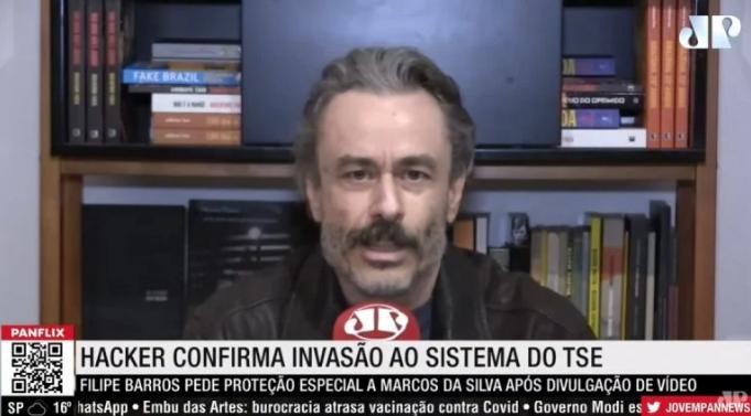'A grande segurança do sistema é o hacker não querer fraudar' diz Fiuza sobre urnas eletrônicas no Brasil