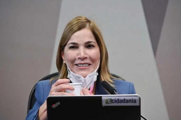 BOMBA: Mayra Pinheiro entra com petição no STF contra a CPI da Covid