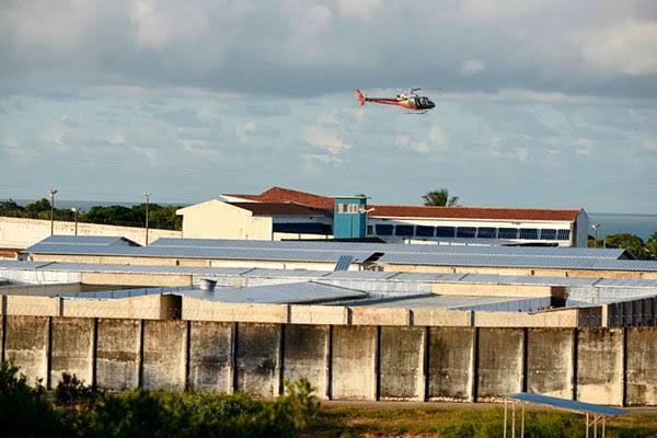 Secretaria de segurança do RN divulga nomes dos presos fugitivos da penitenciária de Alcaçuz