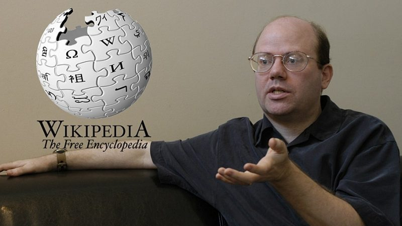Cofundador da Wikipedia critica o site pelo viés esquerdista