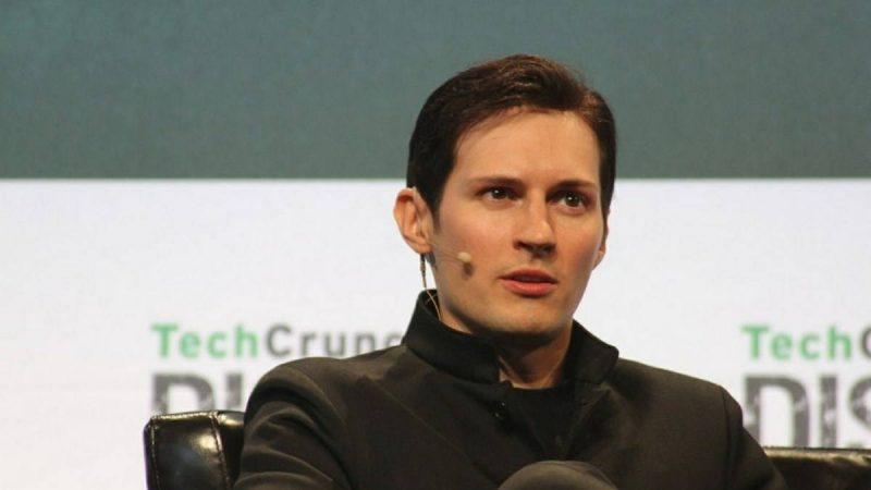 O fundador do Telegram critica o Facebook e o Twitter por censurar notícias sobre o Coronavírus