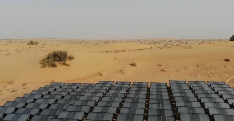 Empresa está fazendo água no deserto a partir do sol e do ar, saiba mais