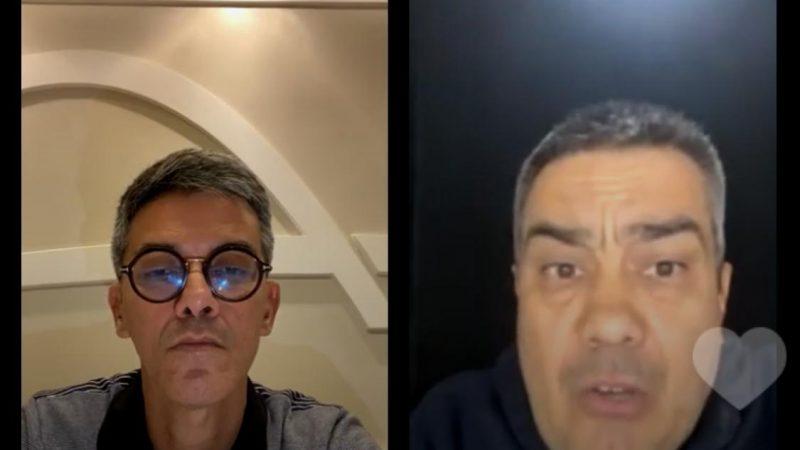 Em live com procurador, Coronel Azevedo defende debate sobre sistema de votação nas eleições