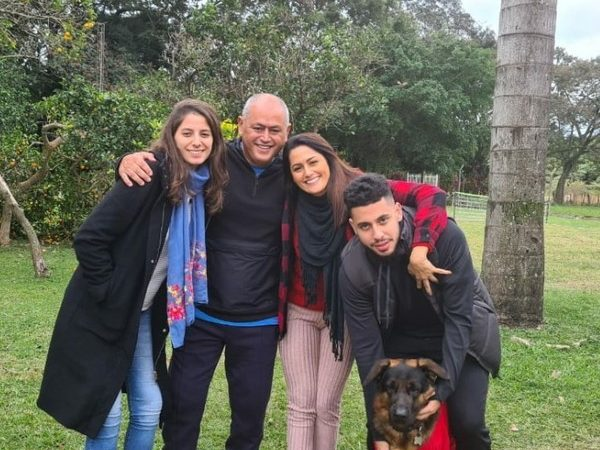 Francisco Arce, filho do ex-jogador 'Chiqui' Arce, morre após acidente no Paraguai