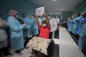 Rio registra queda de 85% no número de mortes por Covid-19 nos últimos 28 dias