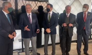 FHC declara apoio à candidatura de João Doria à Presidência