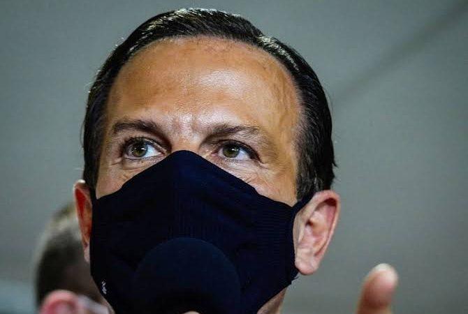 """Com ódio: Governo Doria multa o presidente Bolsonaro e sua comitiva: """"pode chegar a 290 mil reais"""""""