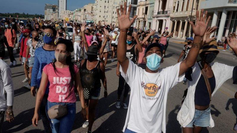 Cuba atinge o maior nível de contágio por Covid-19 das Américas