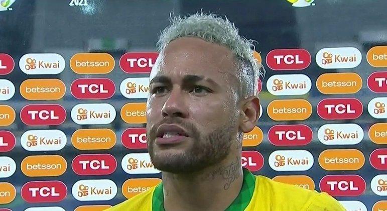 Neymar detona brasileiros que torcem para Argentina: 'Vai pro c…'