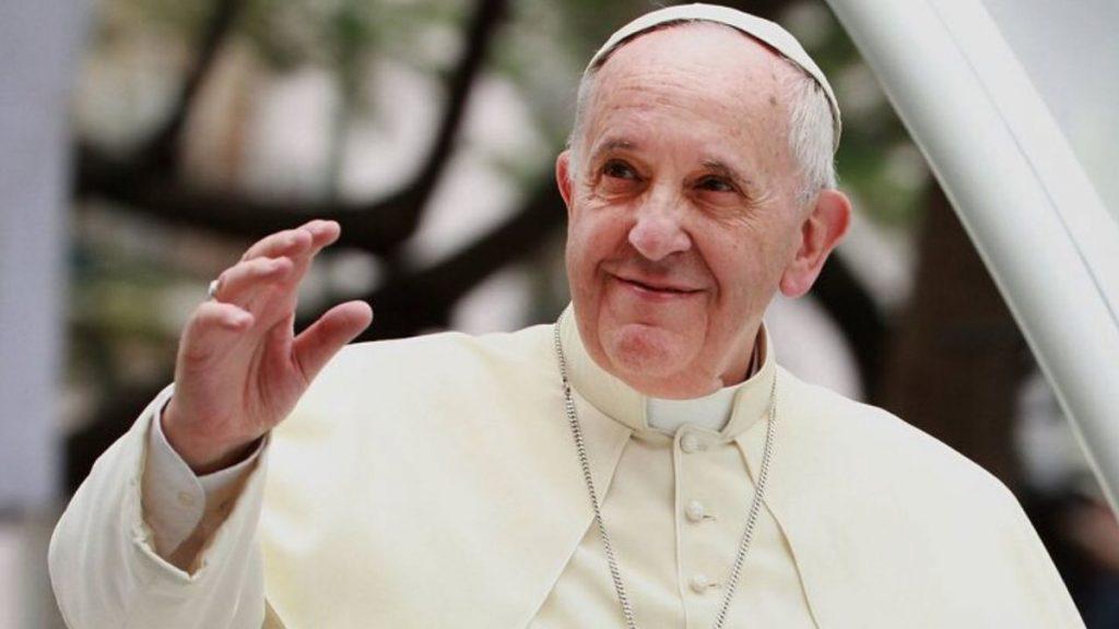 Papa Francisco sobre união entre pessoas do mesmo sexo:  Casamento é entre um homem e uma mulher
