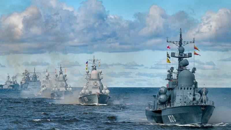 TENSÃO: Putin diz que a marinha russa pode realizar 'ataque inevitável' se necessário