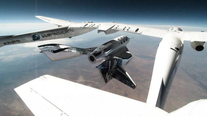Bilionário Richard Branson vai ao espaço neste domingo a bordo do foguete da Virgin Galactic; VEJA AO VIVO A DECOLAGEM