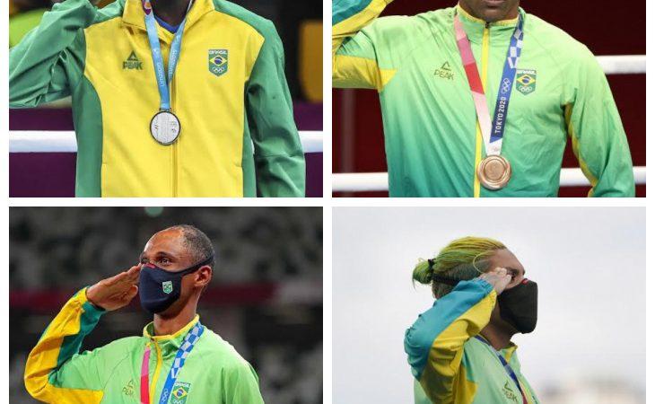 """Governo Bolsonaro incentiva o esporte e Brasil tem melhor resultado em olimpíadas na história: """"95% dos atletas tinham ajuda do governo federal"""""""