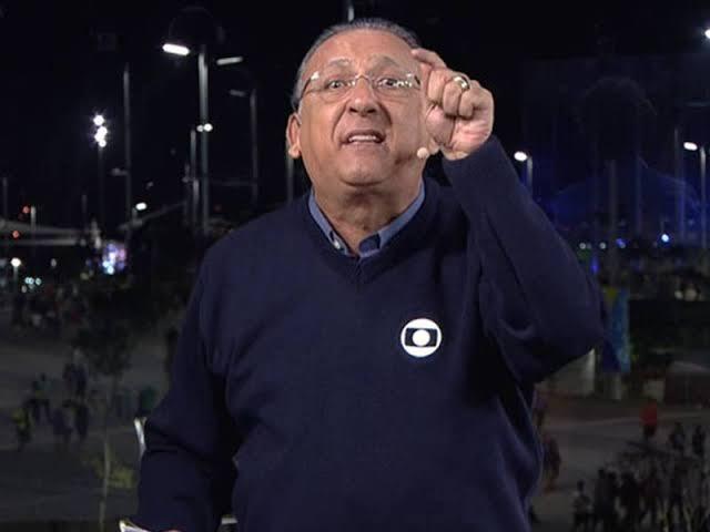 CRISE: Vaza áudio de Galvão fazendo cobrança à Globo