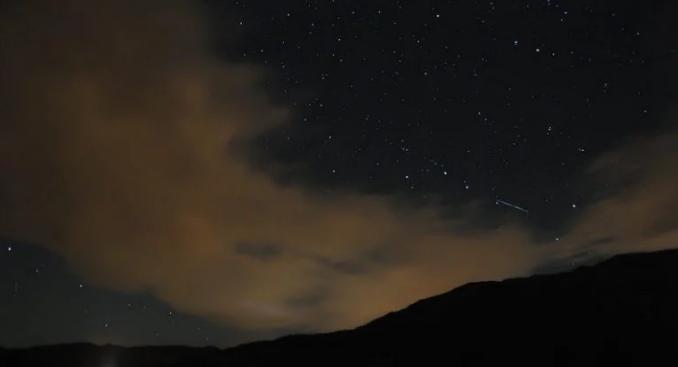 Chuva de meteoros Perseidas será visível no Brasil