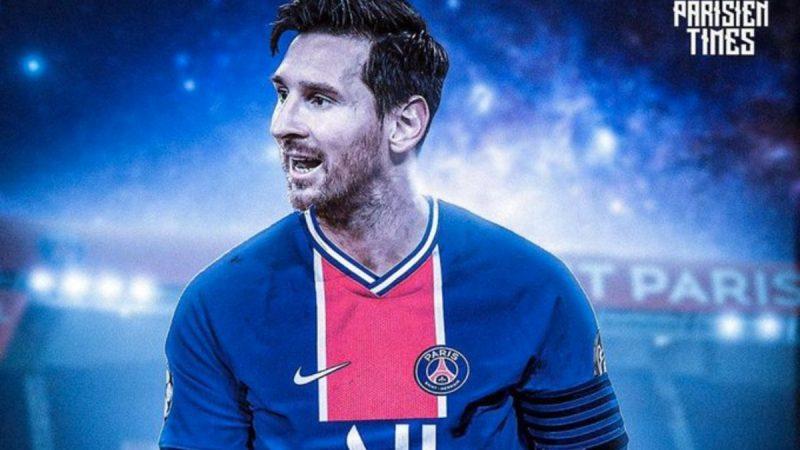 Messi está próximo de ser contratado pelo PSG