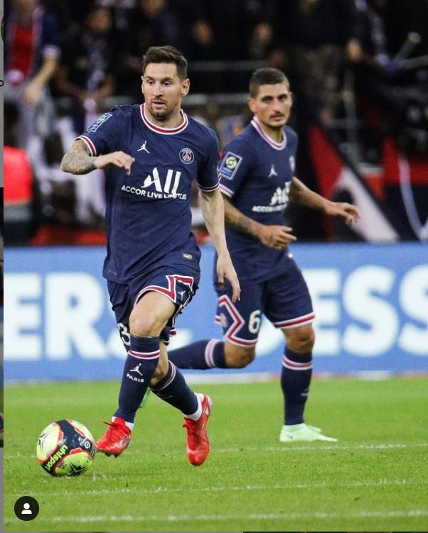 Messi estreia no PSG contra o Reims