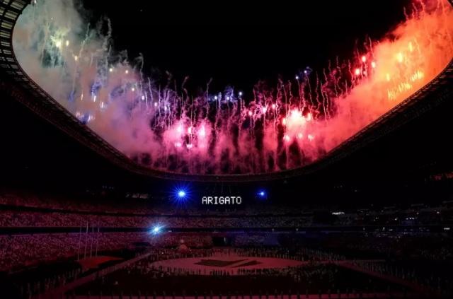Olimpíadas 2020: Veja imagens da cerimônia de encerramento