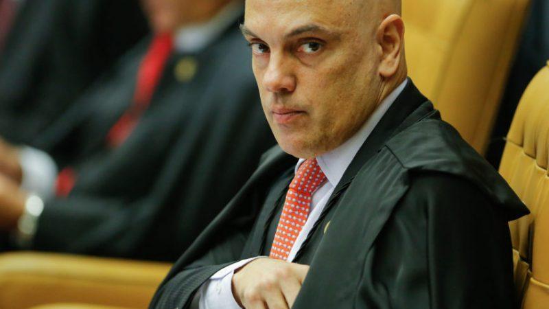 Alexandre de Moraes determina perícia da Polícia Federal em contas do PTB