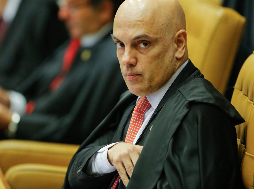 BOMBA: Planalto protocola pedido de impeachment de Alexandre de Moraes no Senado