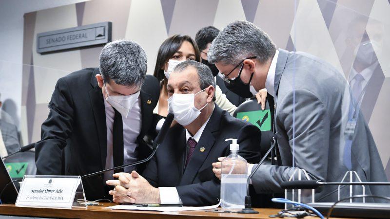Censura? CPI da Covid vai pedir banimento de Bolsonaro das redes sociais