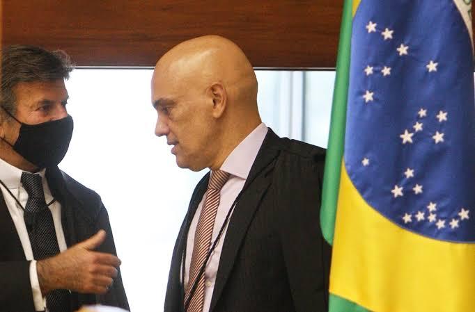 """Maior desafio para FUX será convencer Alexandre de Moraes que ele """"pesou a mão demais"""""""