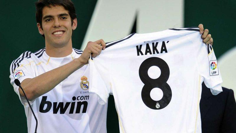 Jornal espanhol aponta Kaká como uma das 'maiores decepções da história' do Real Madrid