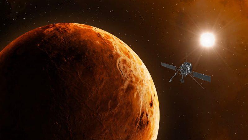 Imagens inéditas de Vênus são flagradas pela Sonda da Nasa; VEJA VÍDEO
