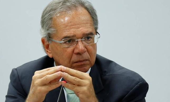 'Perdi 4 a 5 vezes o que tenho na offshore, diz Guedes sobre período em que está no governo
