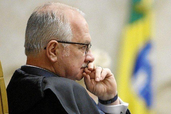 """ERRATA: a notícia """"Fachin diz que pode haver reviravolta em decisão que beneficiou Lula"""" é uma edição reproduzida da revista Veja em abril, portanto não retrata a realidade atual"""