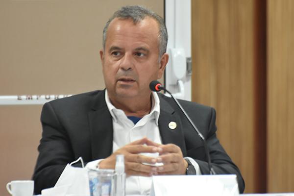 Rogério Marinho, confirma a pré-candidatura ao Senado