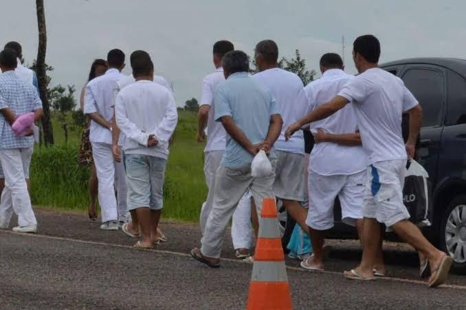 'Saidinha' em SP vai pôr na rua mais de 37 mil presos hoje