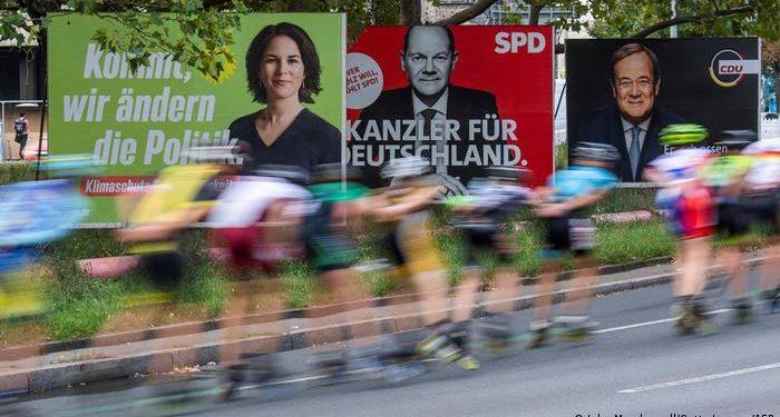 Alemanha vai às urnas neste domingo para eleger sucessor de Merkel