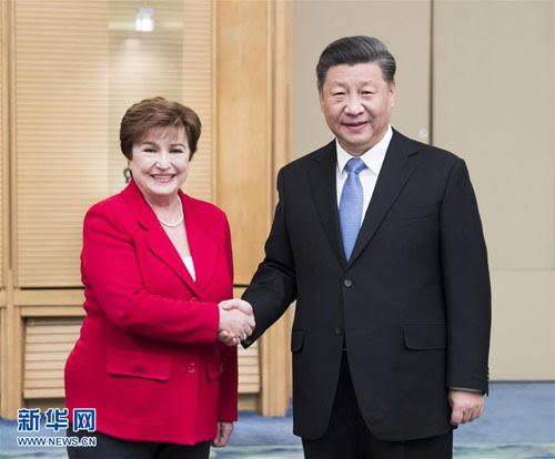 Chefe do FMI é acusada de ter adulterado relatório para favorecer o Partido Comunista da China