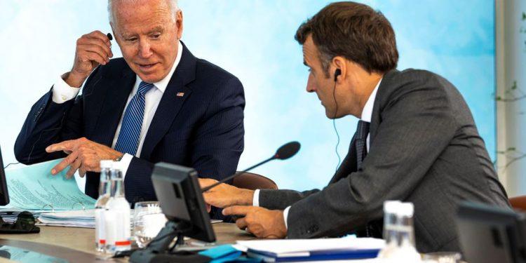 França diz que Biden agiu como Trump para anular acordo de defesa da Austrália