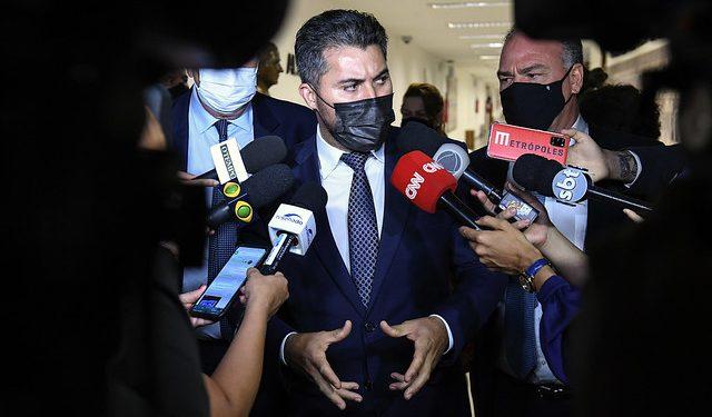 Marcos Rogério diz que G7 'constrangeu' ministro da CGU e chama CPI de 'espetáculo circense'